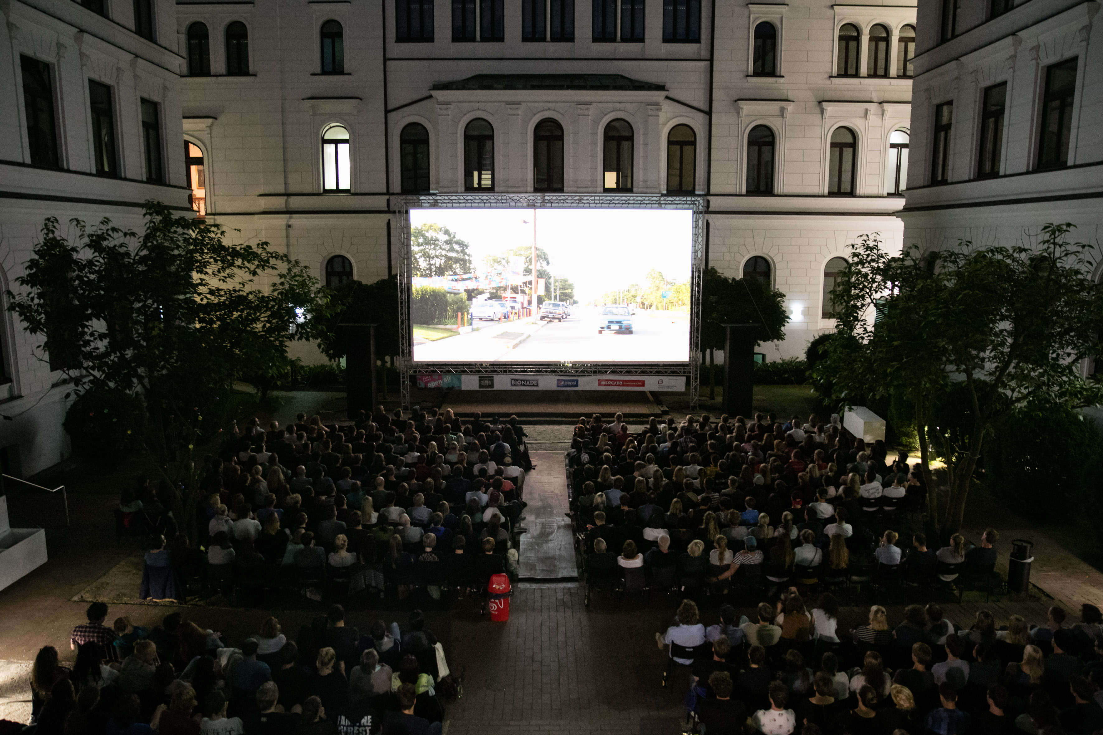 Zeise Open Air Kino